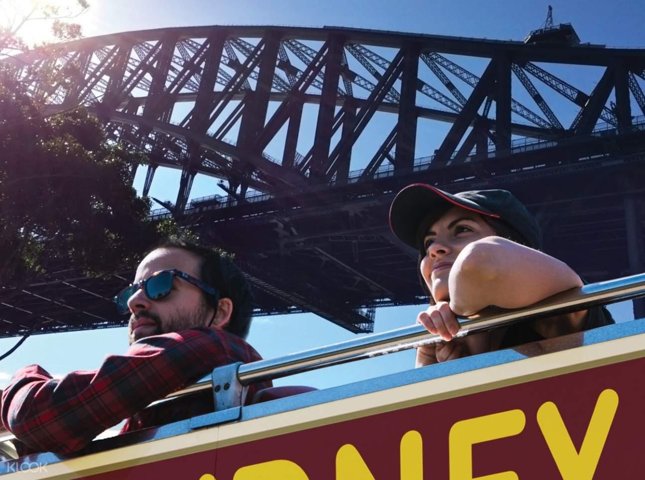 sydney big bus tour